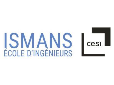 Logo ISMANS CESI